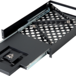 LCD引出ユニット(引き出した状態)