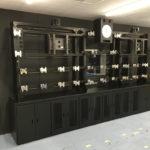 モニター棚/ウォールタイプ 納入事例8